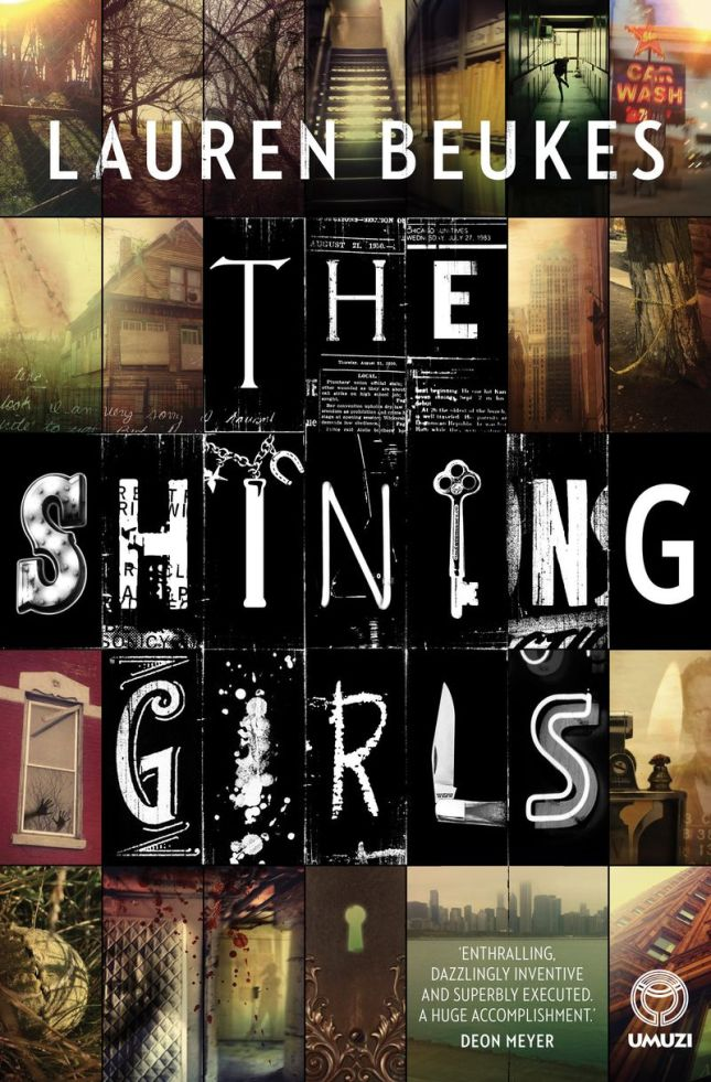 The Shining Girls SA Cover